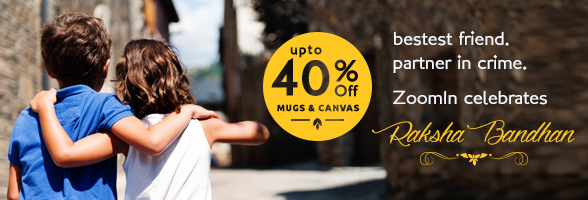 Up to 40% off Canvas Prints and Coffee Mugs