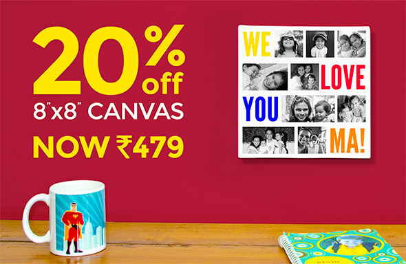 20% off on our 8