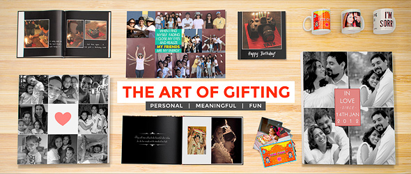 Upto 50% off gifting items. Brand new themes introduced!