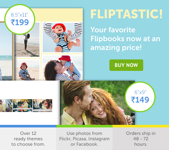 Your favorite Flipbooks at an amazing price!