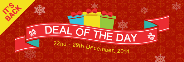 DEAL OF THE DAY - 22