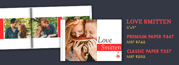 6X9 PHOTO BOOK AT RS. 447 MRP RS. 745