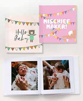 Baby Themed Easy Book